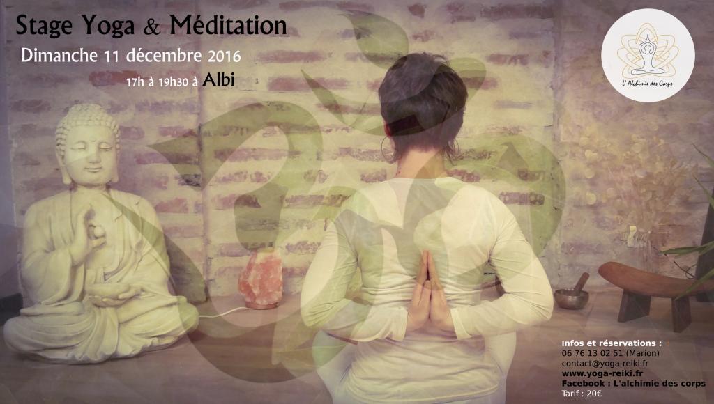 Méditation Yoga Albi