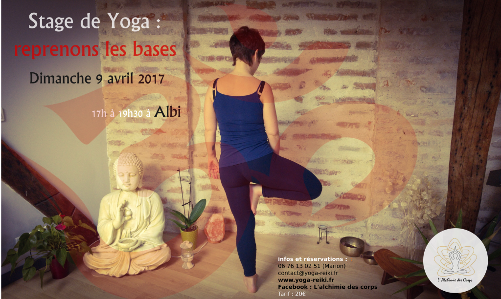 Stage Yoga Albi - Bases