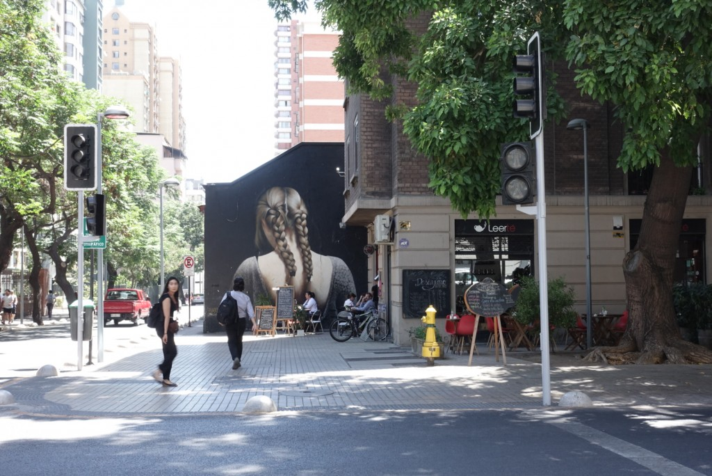 Voyage Chile street art 3