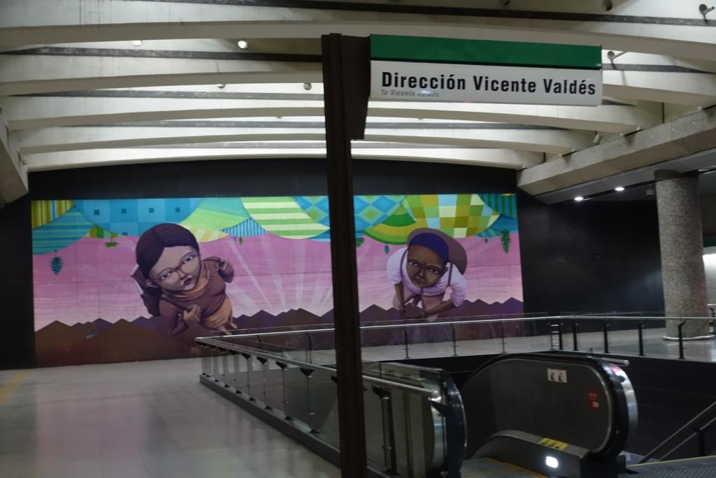 Voyage Chile street art