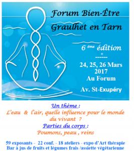 Conférence Bien Etre Yoga Graulhet Tarn