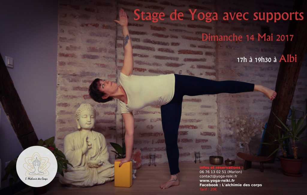Stage Yoga Albi
