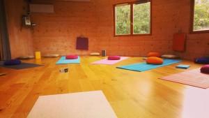 Retraite Yoga Aude Midi Pyrénnées