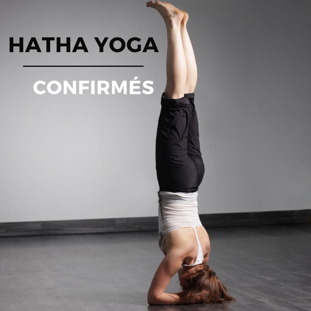 Hatha Yoga Confirmés